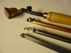 La Belle Note - Photos - Woodturning : My tools Woodturning Tools, Wood Lathe, Note, Wood Turning, Photos, Tools, Woodworking, Projects, Turning