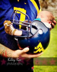 A new Mountaineer fan is born every day #HailWV