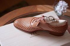 Bespoke ghillie shoes TYE Shoemaker