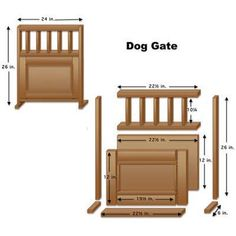 How to Build a Dog Gate | Step-by-Step | Pets | Living Spaces | This Old House - Overview