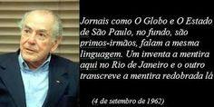 #ZelotenaGlobo  Brizola nunca foi tão atual.