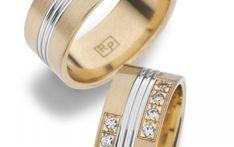 Verighete aur alb si aur galben MDV605 #verighete #verighete7mm #verigheteaur #verigheteauraplicatie #magazinuldeverighete Wedding Rings, Engagement Rings, Model, Jewelry, Diamond, Enagement Rings, Jewlery, Jewerly, Schmuck