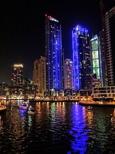 Dubai Marina...