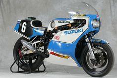 33 Years of #Suzuki Endurance Road Racing - 1980 #GS1000.