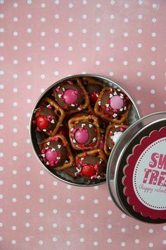 Valentines Day Pretzels gift-ideas
