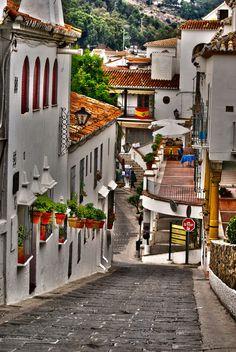 Places to see before I die. Mijas, Malaga, Spain. Taye-ism