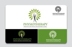 Physiotherapist Clinic logo
