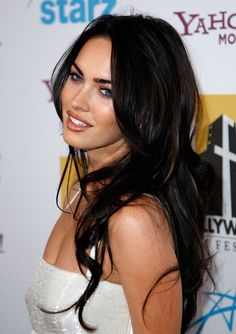 Best Megan Fox Hairstyles