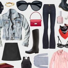 50 Simple Pieces for Building a Classic Wardrobe - Mix n Match different simple pieces