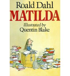Grades 3-5    Matilda applies her untapped mental powers to rid the school of the evil, child-hating Headmistress, Miss Trunchbull, and restore her nice teacher, Miss Honey, to financial security.