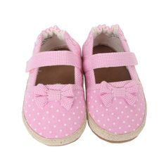 Robeez - Buttercup Espadrille Baby Shoes - $27.00 - sizes:  0/6 month, 6/12 month & 12/18 month