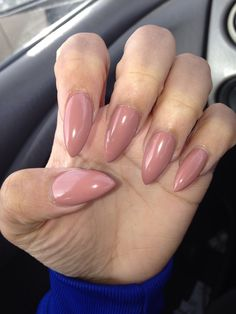 Stiletto nails, they just look like claws to me, plus very impractical.