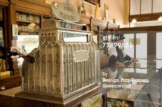 Old, fashioned, cash, register' gettyimages Photographer: Design Pics/Darren Greenwood