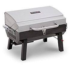 Char-Broil Stainless Steel Portable Gas Grill