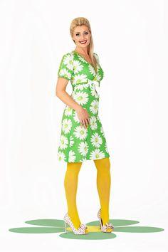 Kleding :: A-lijn kleedjes :: Molly Magritt - MWM-wear Margot