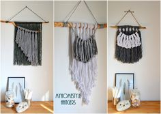 My Home Style - Z vlny, provazu a tričkoviny ;)