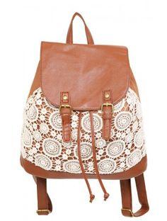 Bohemian Turn Backpack #SFLFallEdit