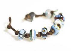 Nalu bead bracelet Nalu, Casual Summer, Upcycle, Beaded Bracelets, Jewellery, Beads, Clothing, Inspiration, Style