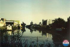 AKU Kanaal Emmen (jaartal: 1980 tot 1990) - Foto's SERC