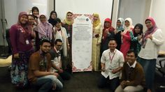 With ISO team of Am Badar & Partner