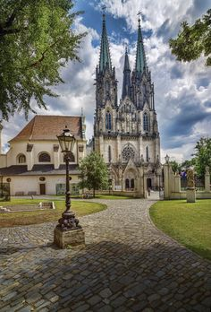 Hardly inconspicuous, but Olomouc in the Czech Republic was recently named Europe's most overlooked destination.