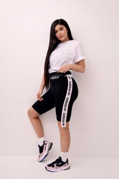 low priced d5bd6 7cd8d Kylie Jenner Stars in Nostalgic adidas Originals Falcon Campaign