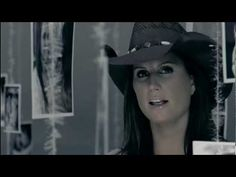 Terri Clark~She Didn't Have Time   (I always thought the fella at the end of this video had the most amazing eyes...)