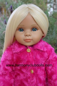 "HARMONY CLUB DOLLS. Visit over 300 styles to fit American Girl dolls <a href=""http://www.harmonyclubdolls.com"" rel=""nofollow"" target=""_blank"">www.harmonyclubdo...</a>"