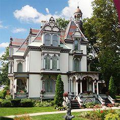 Batcheller mansion, Saratoga Springs NY  Address: 20 Circular St, Saratoga Springs, NY 12866  Phone:(518) 584-7012  Transit: Park Pl & Regent St