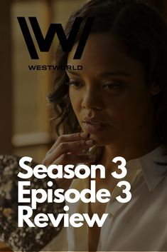 Check out #Westworld Season 3 Episode 3 review Westworld Season 3, Westworld Hbo, Dolores Abernathy, Fantasy Tv Series, Rachel Evans, Trust Issues, I Can Relate, Episode 3, Science Fiction