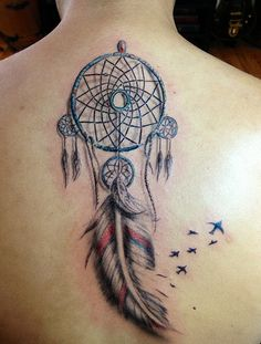 Dream Catcher Tattoo For Men Best Dreamcatcher Tattoos For Men  Pinterest  Dreamcatcher Tattoos Decorating Design