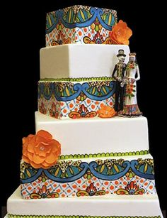 bad. ass. @Pamela Culligan Kirkpatrick  this is my wedding cake. if that ever happens.