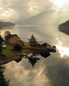 Telemark, Norway - looks like I'm moving to Norway!!! I need to find this (well there won't be any mountains) in Wisconsin!!!! :)