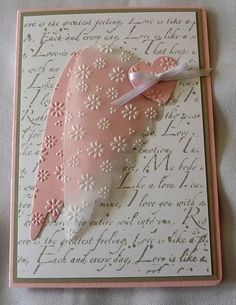 Karte zur Taufe Stampin Up Cards Pinterest