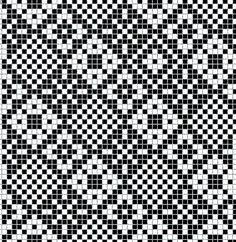 Жаккардовые схемы от shouske (Япония). Обсуждение на LiveInternet - Российский Сервис Онлайн-Дневников Tapestry Crochet Patterns, Fair Isle Knitting Patterns, Knitting Charts, Weaving Patterns, Knitting Stitches, Embroidery Patterns, Cross Stitch Patterns, Motif Fair Isle, Fair Isle Chart