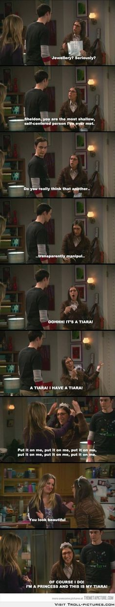 Oh, one of my favorite shows. And a favorite scene too. Hilarious.