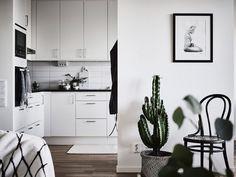 Keuken Interieur Scandinavisch : Mooie witte keuken interior design küche