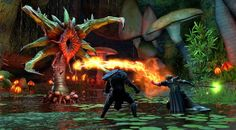 The Elder Scrolls Online: Details, Concept Art And A Reveal Trailer