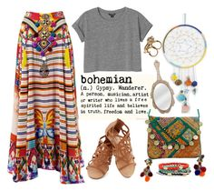 """Bohemian Dreams"" by trendsetter-98 ❤ liked on Polyvore"