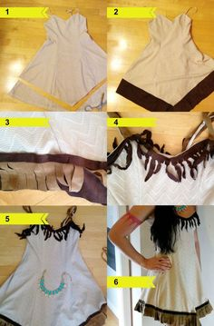 Pocahontas Costume-make-over-adult-diy-dress-guide