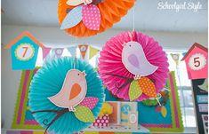 Owl and Bird Classroom Theme