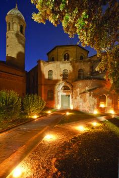Basilic of San Vitale  [ #ravenna #myRavenna]