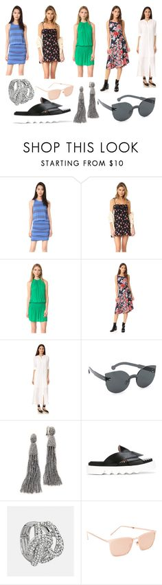 """Great Fashion show"" by donna-wang1 ❤ liked on Polyvore featuring Sundry, For Love & Lemons, Ramy Brook, Grey by Jason Wu, Skin, RetroSuperFuture, Oscar de la Renta, Kenzo, Avenue and Linda Farrow"