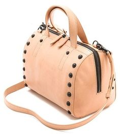 Loeffler Randall Small Duffel Bag ($395)