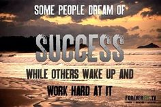 Awesome Hard work = success... Best Quotes Success Check more at http://bestquotes.name/pin/137702/