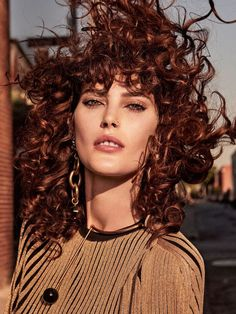Catherine McNeil by Giampaolo Sgura for Allure US December 2016