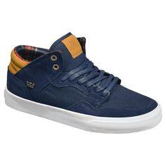 SUPRA Shotgun Shoes navy spice white chaussures de skate semi-montantes  85,00 €