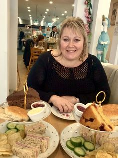 Afternoon tea at The Garden Shed, Fareham