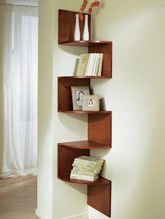 Modern Furniture: New and Modern Ideas for Shelves