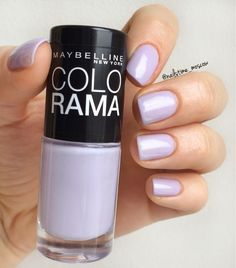 "Maybelline New York Colorama #324 ""Цветок сирени"""
